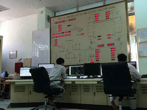 CPCETC: Thử nghiệm phê duyệt mẫu và kiểm định phương tiện đo NMTĐ Sông Ba Hạ