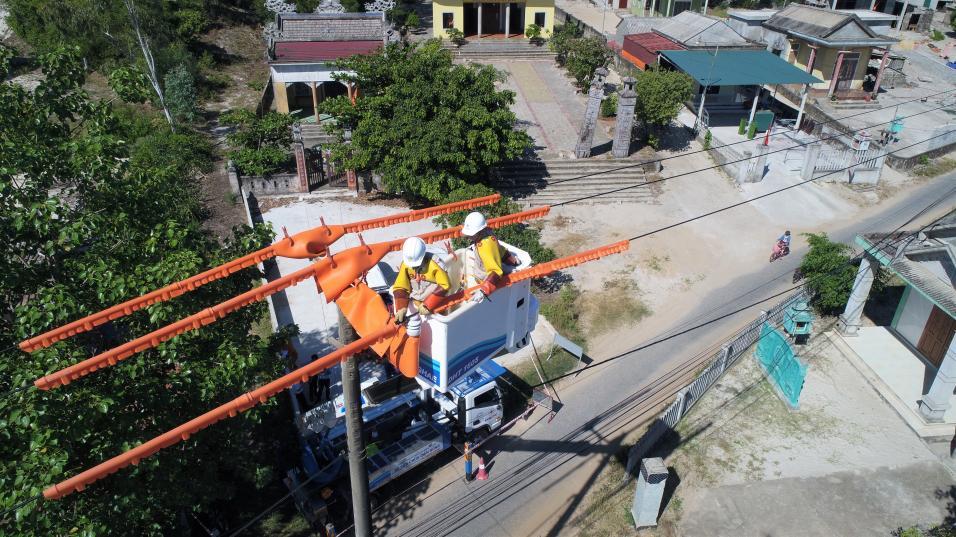 PC Quảng Trị: Nỗ lực đảm bảo cung ứng điện an toàn và ổn định phục vụ phát triển kinh tế - xã hội