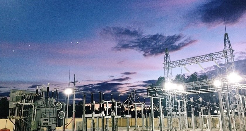 Successful energization of La Son 110kV substation and connection
