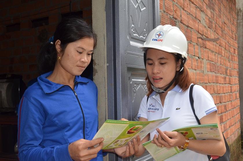 Quảng Ngãi: Tăng cường tiết kiệm điện