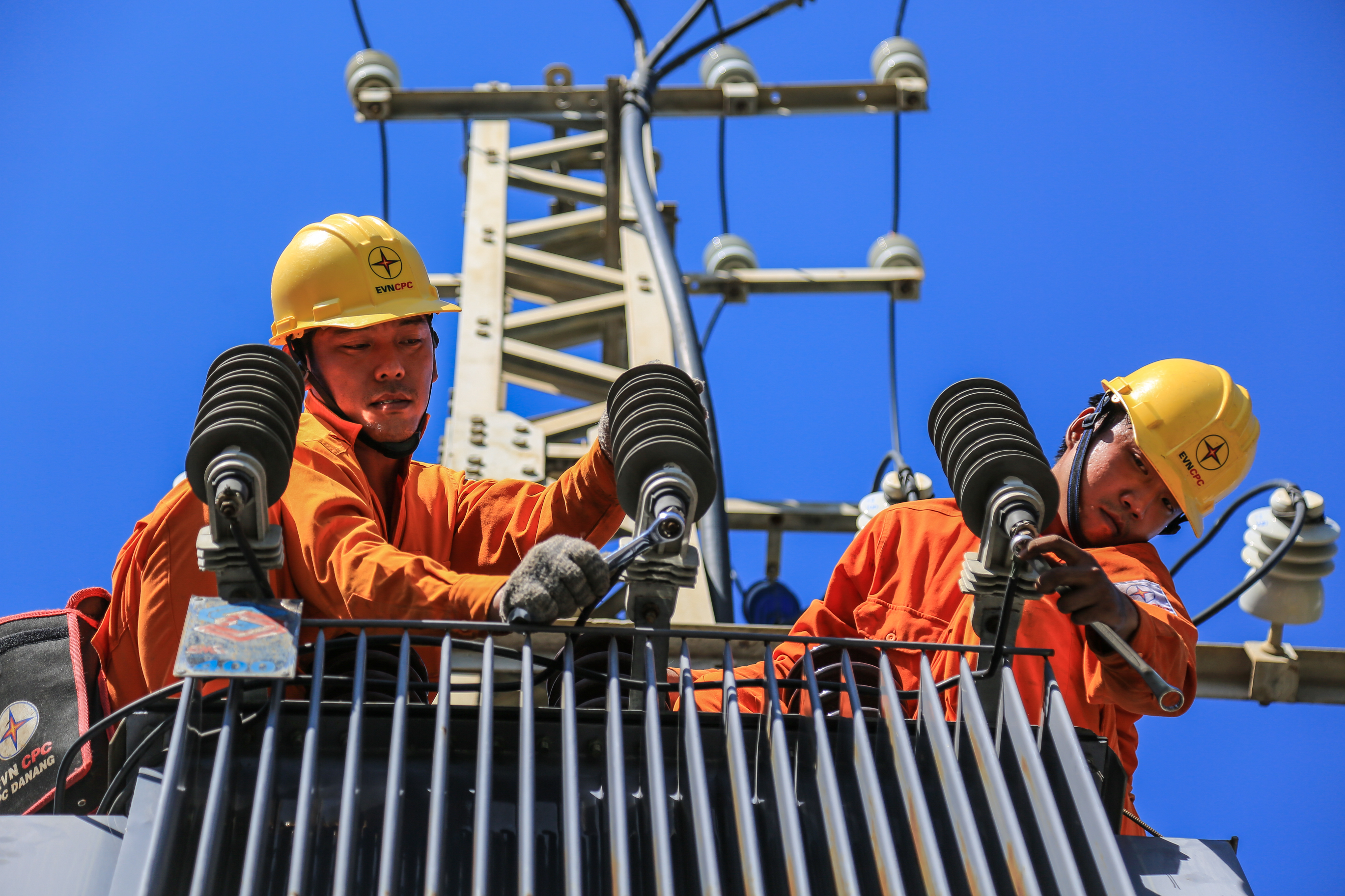 EVNCPC: Đảm bảo cung cấp điện trong các ngày nắng nóng gay gắt