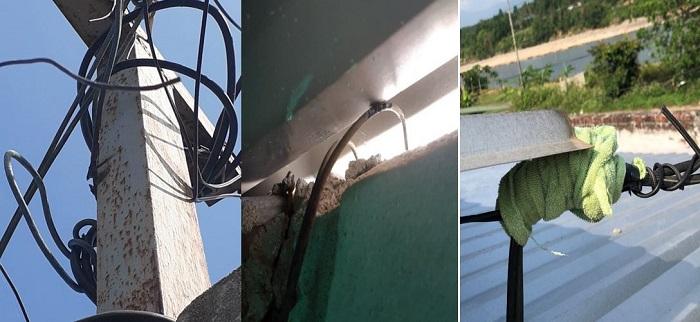 Hạn chế các sự cố do chạm chập điện dây dẫn sau công tơ khách hàng trong mùa nắng nóng