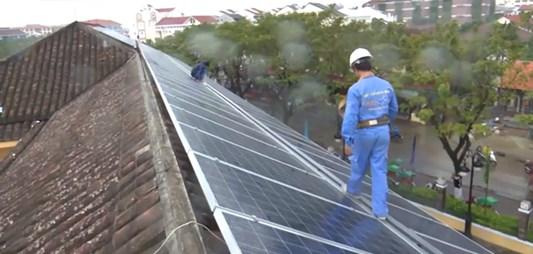 Thành phố Hội An - Quảng Nam: Tiềm năng phát triển năng lượng mặt trời