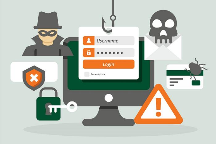 Các phương pháp tấn công an toàn thông tin trên mạng Internet