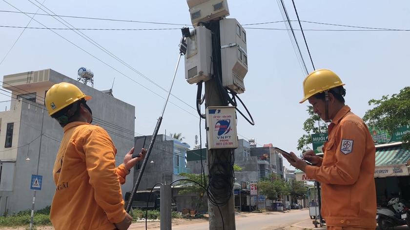 Quảng Ngãi: Tiết kiệm điện và hơn thế nữa