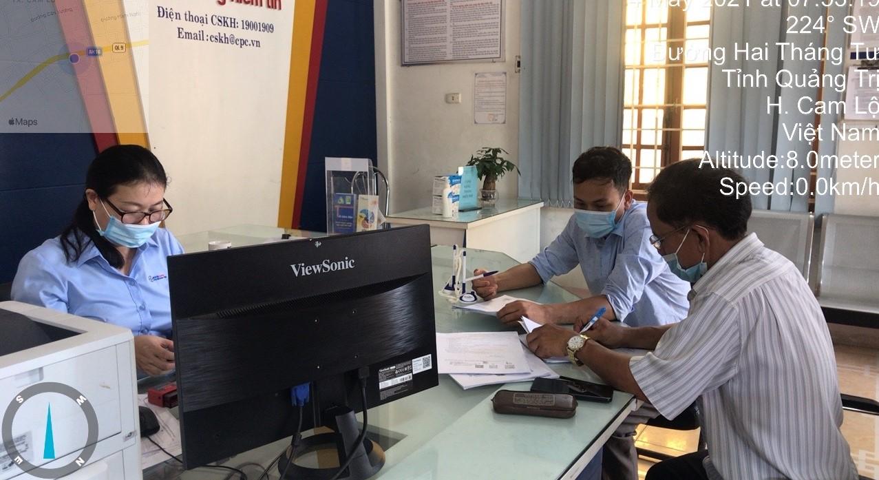 PC Quảng Trị kích hoạt các biện pháp phòng chống dịch bệnh COVID-19
