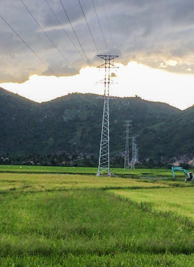 Hoàn thành đúng tiến độ công trình cải tạo nâng cao khả năng truyền tải đường dây 110 kV  Nha Trang - Ninh Hòa: Sự phối hợp nhịp nhàng giữa chủ đầu tư và nhà thầu
