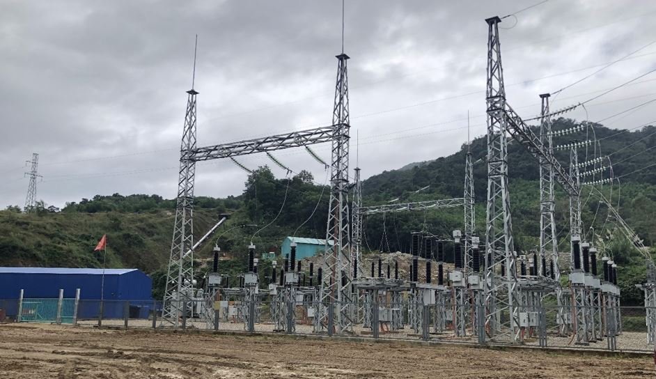 Nhà máy Thủy điện Ken Lút Hạ chính thức vận hành thương mại