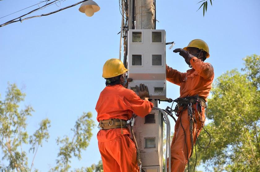 PC Quảng Ngãi: Ứng dụng công nghệ giúp khách hàng sử dụng điện hiệu quả