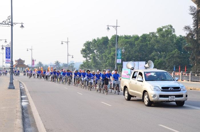 PC Thừa Thiên Huế: Tham gia tuần lễ tuyên truyền tiết kiệm điện và sự kiện Giờ Trái đất 2018