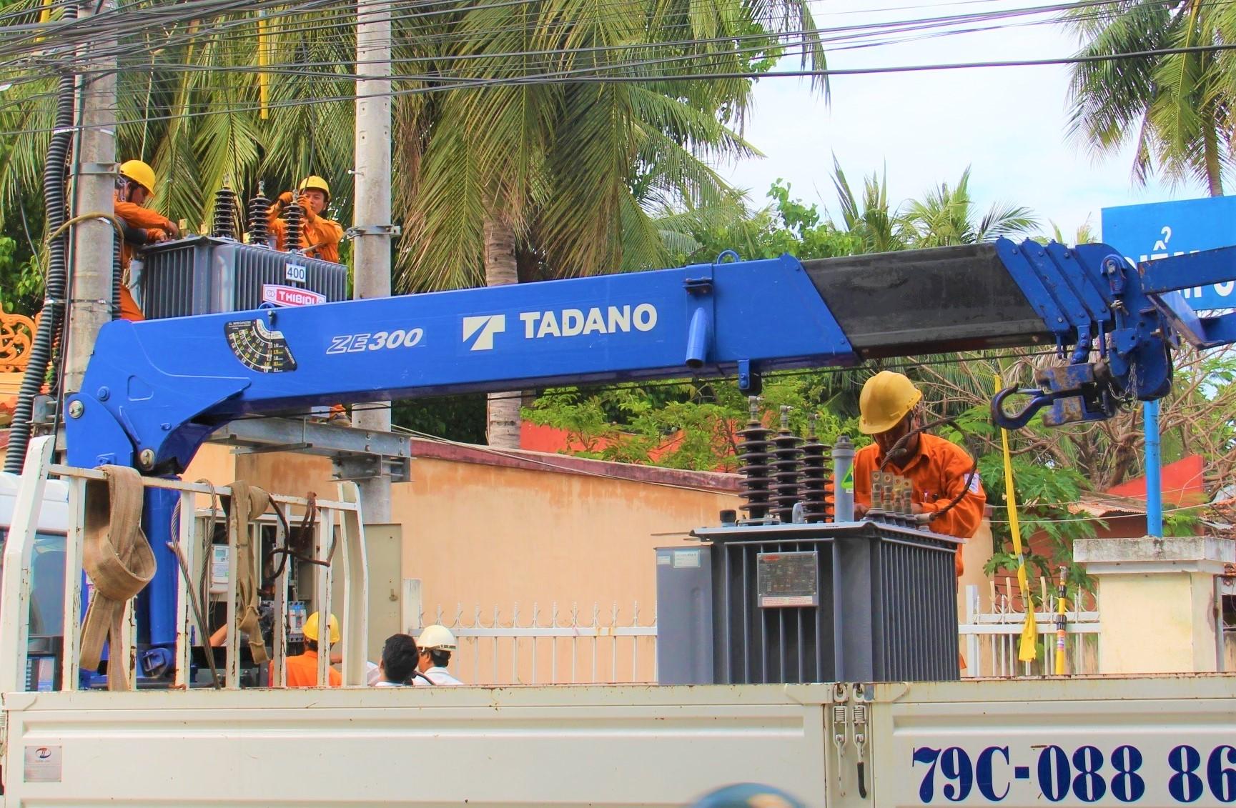 Sẵn sàng nguồn điện phục vụ kỳ thi tốt nghiệp THPT 2021 tại Khánh Hòa