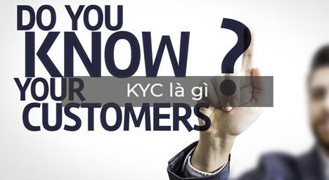eKYC – Định danh khách hàng điện tử