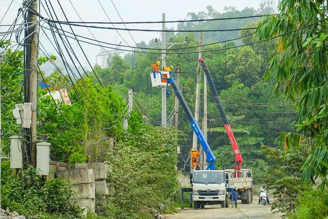 PC Đà Nẵng: Tăng cường duy tu bảo dưỡng lưới điện trước mùa mưa bão 2018