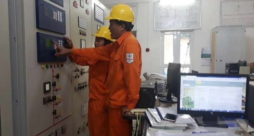 Completion of Pleiku 110kV unmanned substation