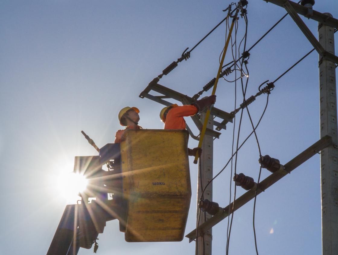 EVNCPC: Đảm bảo cấp điện trong các đợt cao điểm nắng nóng tại miền Trung