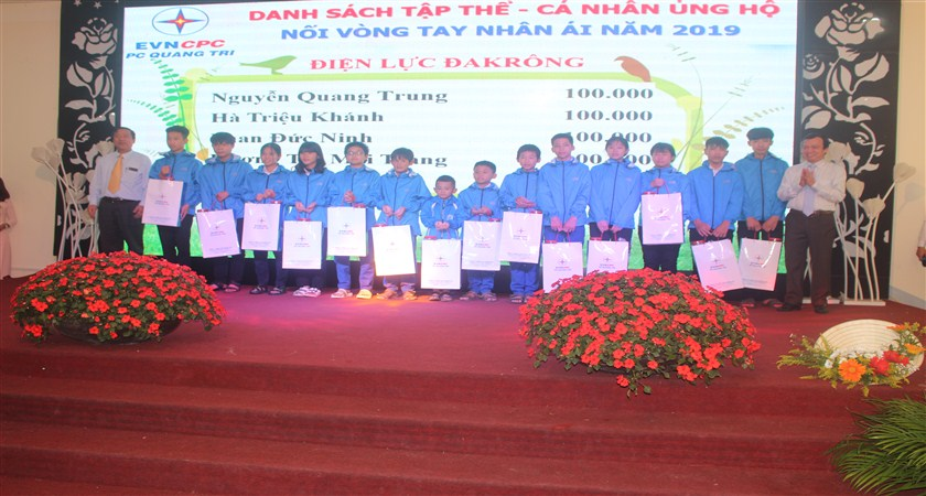 PC Quảng Trị tổ chức chương trình