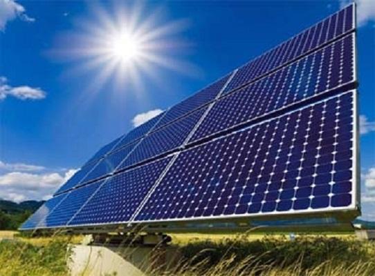 Giá điện của dự án điện mặt trời