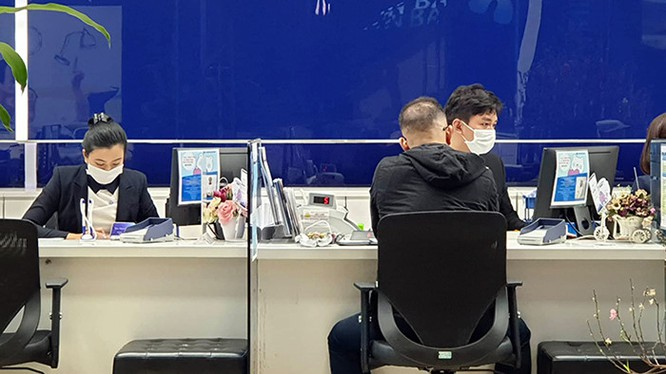 Giao dịch khách hàng với cơn sốt Coronavirus