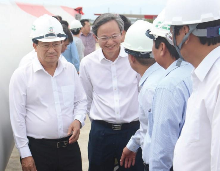 Tháo gỡ vướng mắc trong giải tỏa công suất điện mặt trời tại Ninh Thuận