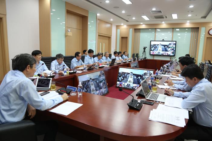 EVNCPC: Thực hiện phát trực tuyến các hội nghị, cuộc họp qua facebook và Trang tin