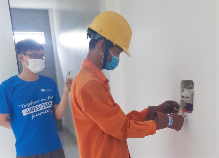 PC Đà Nẵng hỗ trợ nhiều khách hàng tìm ra nguyên nhân sản lượng điện tăng cao