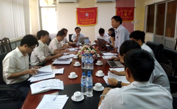 PC Quảng Nam và PTC2 xây dựng quy trình phối hợp vận hành các trạm biến áp 220kV không người trực